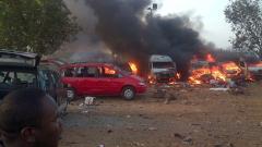 70 загинали и 29 ранени при инцидент с петролна цистерна в Нигерия