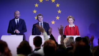 Евролидерите предупредиха Великобритания да не се връща към блестящата изолация