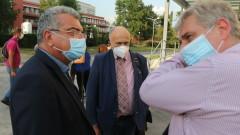 В София откриха Координационен център за триаж на пациенти със съмнение за COVID-19