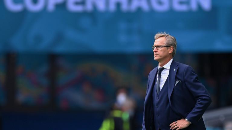 Селекционерът на Финландия - Марку Канерва, похвали отбора си въпреки