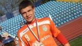 Тонислав Йорданов: Мечтая да бъда като Бербатов