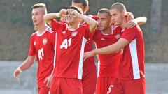 Юношите на ЦСКА с разгромен успех над връстниците си от Левски