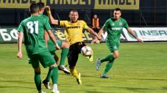 Ботев (Пловдив) - Ботев (Враца) 3:2, гол на Неделев!