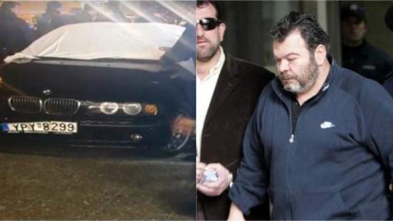 Показно убиха бос на мафията в Гърция, съобщава в.