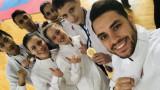 Четири златни и два бронзови медала за България от Cyprus Open