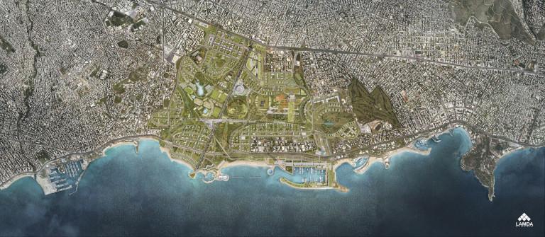 Районът, който трябва да се превърне в Атинската Ривиера