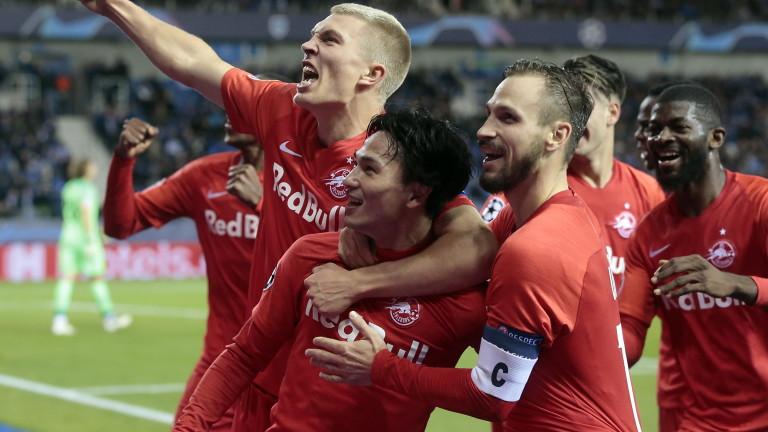 Залцбург победи категорично аутсайдера в група