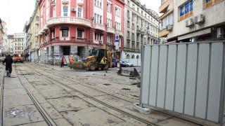 Трамваите тръгват по Графа за Коледа
