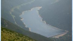 Намалява водата в язовирите около София