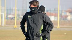 Кристиан Димитров остава вариант за ЦСКА