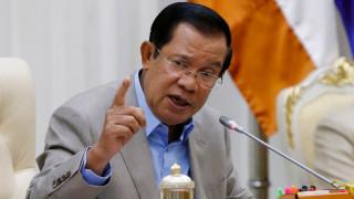 Премиерът на Камбоджа отива да подкрепя камбоджански студенти в Ухан