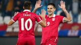 Сръбските национали: Живеем за този мач!