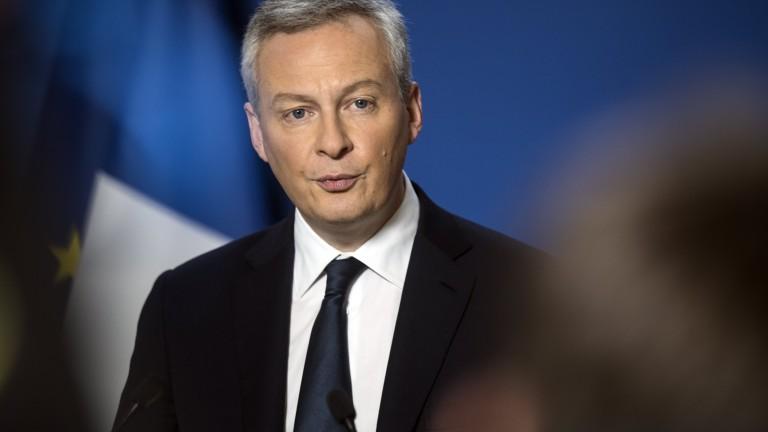 Франция преговаря със САЩ след отмяна на митата
