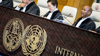 Русия отхвърля иск на Украйна в съда на ООН за подкрепа на сепаратисти