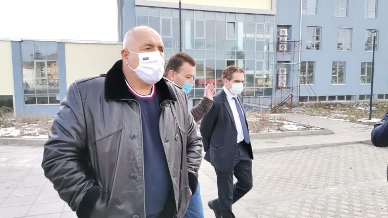 Борисов доволен, че големи компании продължават да инвестират у нас