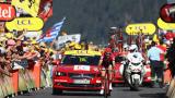 Първа руска победа на Тура от 2009-а година