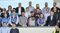 Красимир Иванов: Съсредоточаваме се върху първенството, трябва да задържим третото място