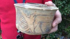 Как си купуваш реликва на 4000 години от битпазар