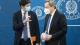 Смъртни заплахи за здравния министър на Италия заради подкрепата му за локдауна