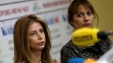Весела Димитрова: Ерика Зафирова ще замени Елена Бинева на Световната купа