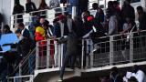 Зрители прекратиха контролата между Сенегал и Кот д'Ивоар (ВИДЕО)