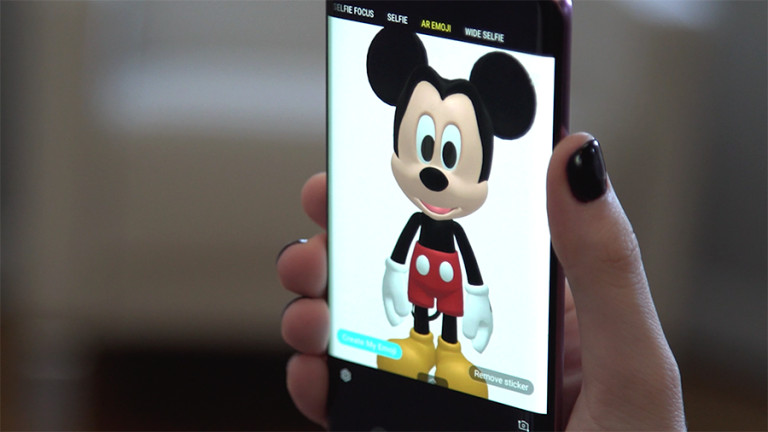 Днес, 16 март, Samsung и Disney обявиха, че ще работят