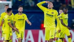 Виляреал разби Рапид (Виена), Попето с няколко минути игра при равенство на Спартак
