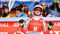 Виктория Ребенсбург с първа победа в спускането