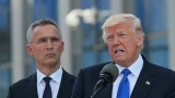 Тръмп остро порица съюзниците от НАТО за военните разходи, те мълчат неловко