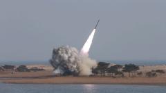 Северна Корея направи опит с нов ракетен двигател