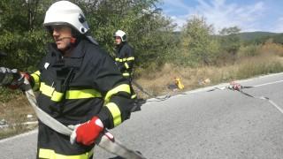 Три жертви от катастрофи в Пловдивско