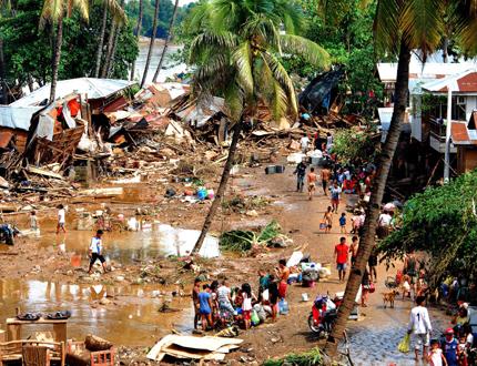 Тайфун удари Филипините - стотици загинали