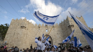 Газова граната е взривена във външното министерство на Израел