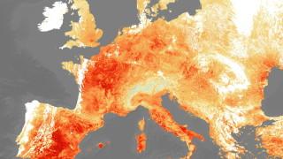 2019 е най-топлата година в Европа