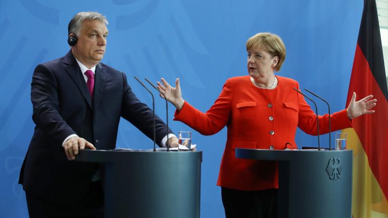 Унгария е привикала служител на германското посолство, след като отбор