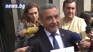 БНР не вижда причина да се извинява на Валери Симеонов