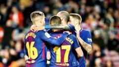 Барса срещу Рома: По един разгром за двата отбора и две равенства
