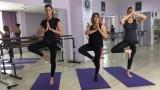 Йога за бременни с Роксана и Светла Иванова