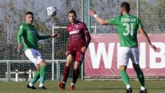 Пирин приема Септември (София) в дербито на кръга на Втора лига