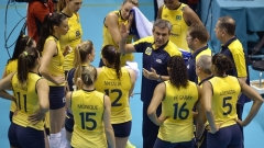 Бразилия с нов успех на волейбол