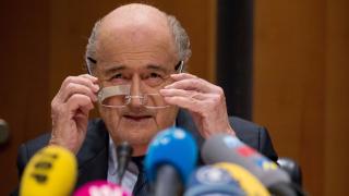 Блатер присвоил $1 млн. от фонда на ФИФА?