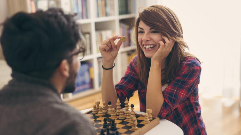 Игрите, от които връзката ни има нужда