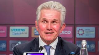 Юп Хайнкес: Настоящият отбор на Байерн (Мюнхен) е по-добър от онзи с требъла