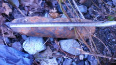 Военни обезвредиха три невзривени снаряда