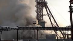 Тежък инцидент в руска мина