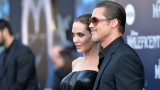 Анджелина Джоли, Брад Пит и развитието по развода им
