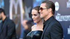 Защо Анджелина Джоли и Брад Пит не бързат да се разведат