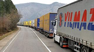 200 ТИР-а чакат на турската граница да влязат в България