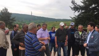 """Борисов се заема да помогне на миньорите от """"Оброчище"""""""