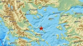 Земетресение разлюля гръцкия архипелаг в Егейско море